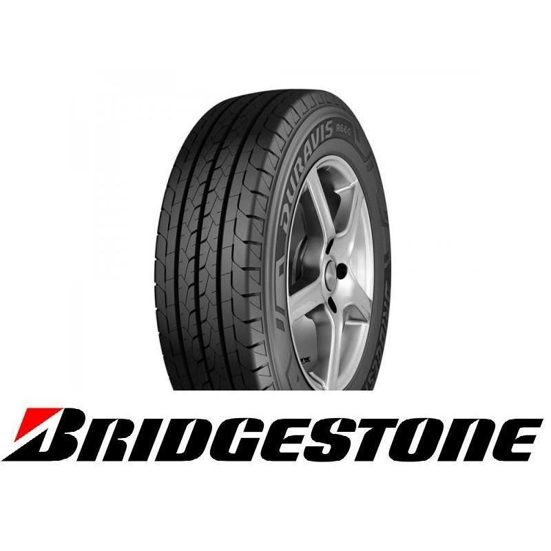 Bridgestone DURAVIS R660? 165/70 R14C 89/87R TL