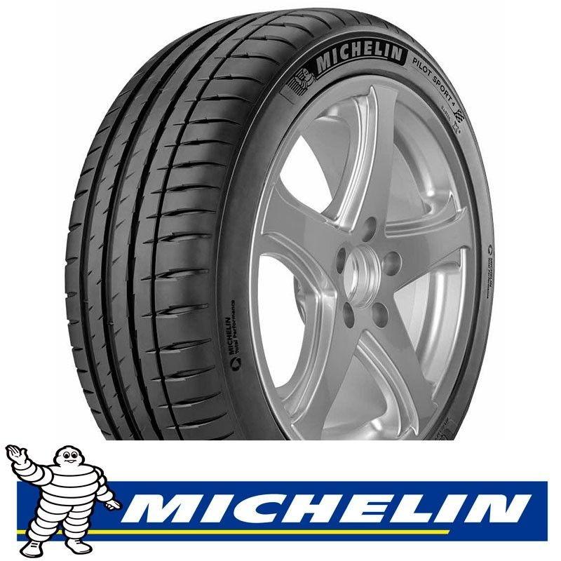 MICHELIN 225/40 ZR18 92W EXTRA LOAD TL PILOT SPORT 4 MI