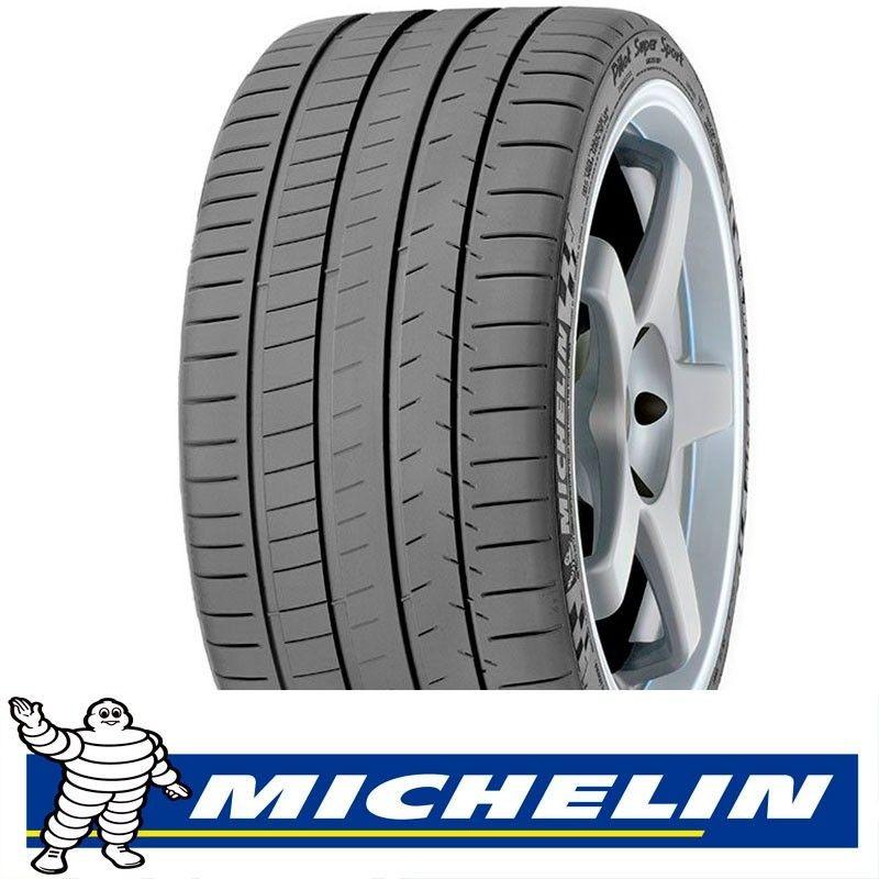 MICHELIN 255/45 ZR19100Y TL PILOT SUPER SPORT N0 MI