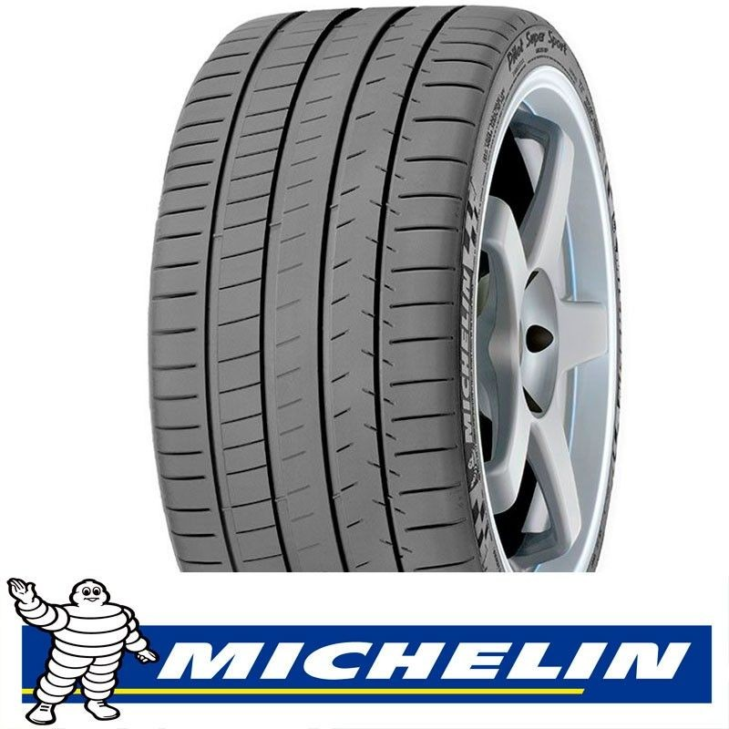 MICHELIN 245/35 ZR2095Y XL TL PILOT SUPER SPORT K3 MI