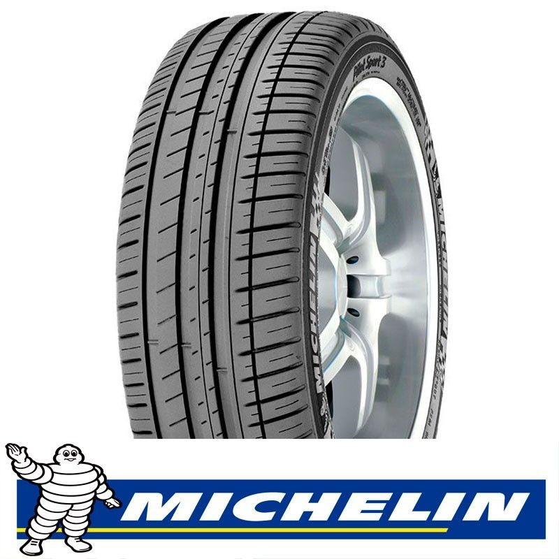 MICHELIN 245/35R20 95Y XL TL PILOT SPORT 3 ZP ACOUSTIC MOE MI