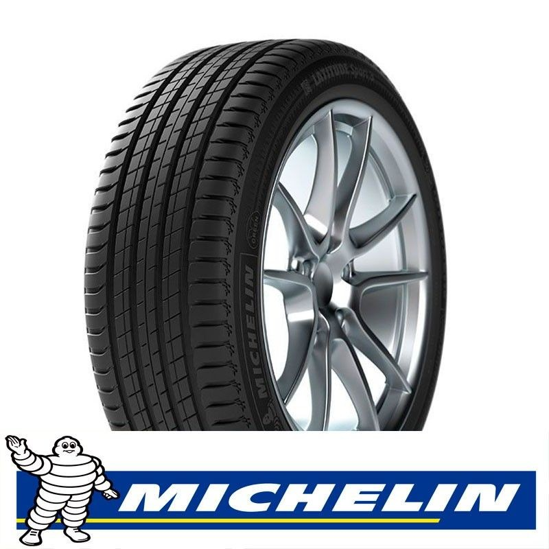 MICHELIN 285/45 R19 111W XL TL LATITUDE SPORT 3 ZP GRNX MI