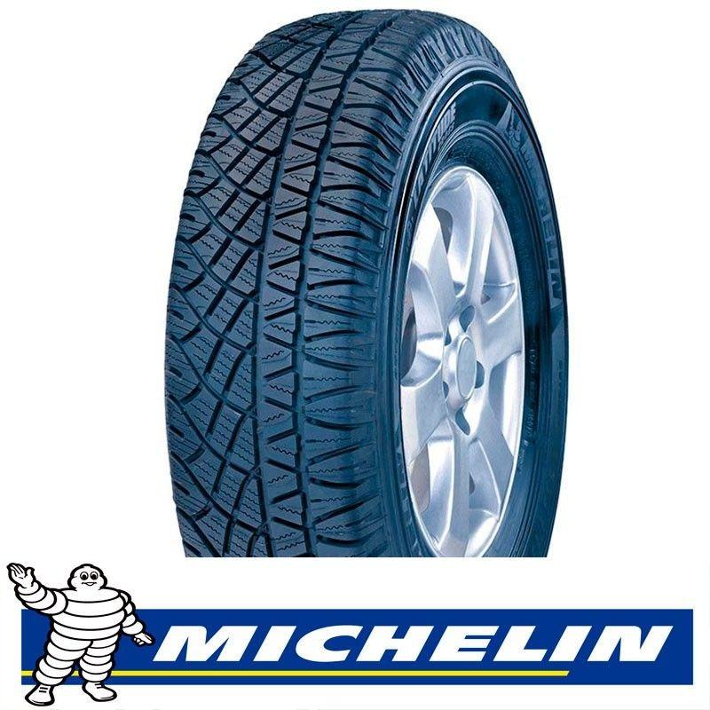 MICHELIN 235/60 R18 107H EXTRA LOAD TL LATITUDE CROSS MI