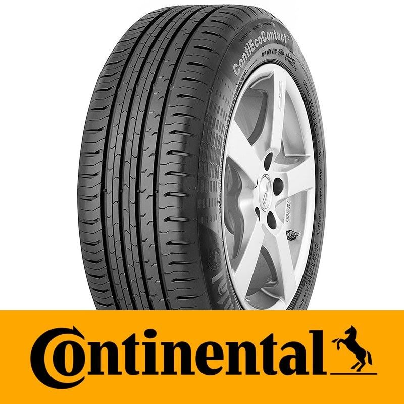CONTINENTAL ContiEcoContact 5 205/55R16 91V